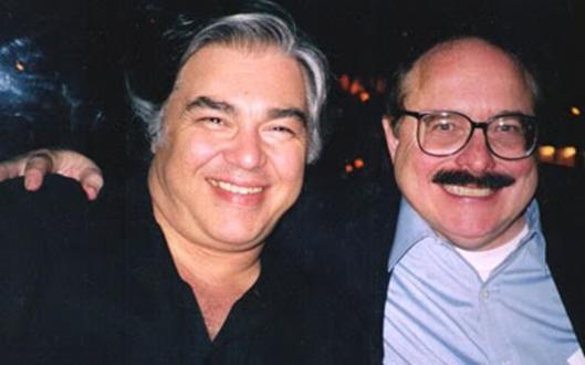 Aaron Russo and Nick Rockefeller