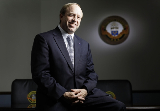Colorado Attorney General John W. Suthers