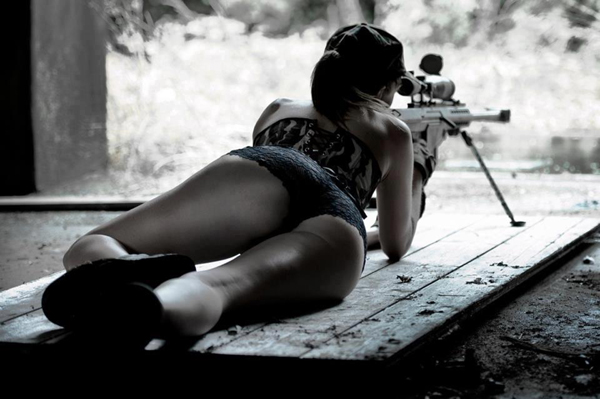 Category Archives Girls And Guns