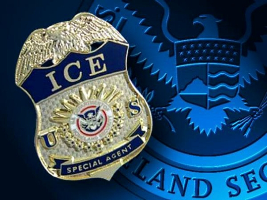 ICE - Department of Homeland Security
