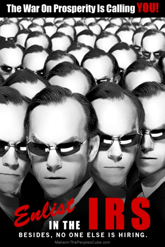 IRS Agent Smith