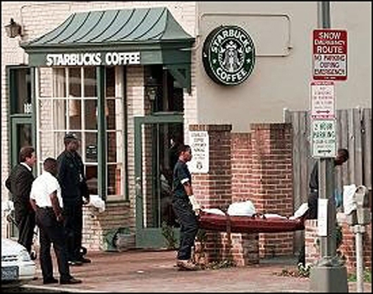 Mary Mahoney's Body Removed from Georgetown Starbucks
