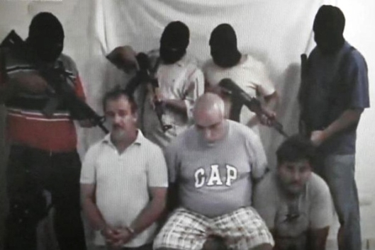 Mexican Drug Cartel Violence - 1