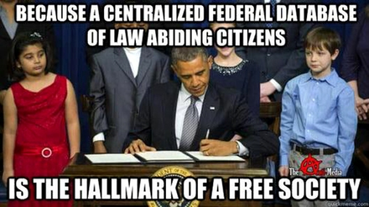 Obama Unconstitutional Gun Control Executive Orders