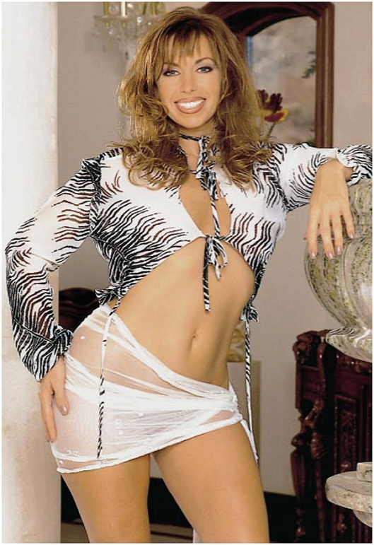 Paula Jones Penthouse Spread