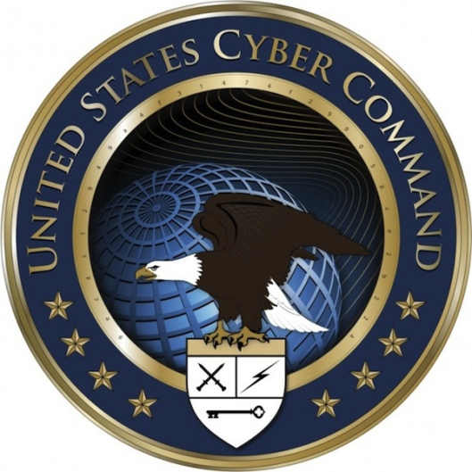 United States Cyber Command Emblem